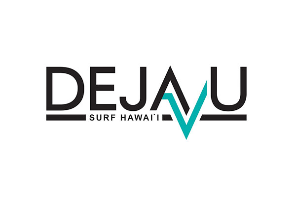 DejaVu Surf Hawaii logo