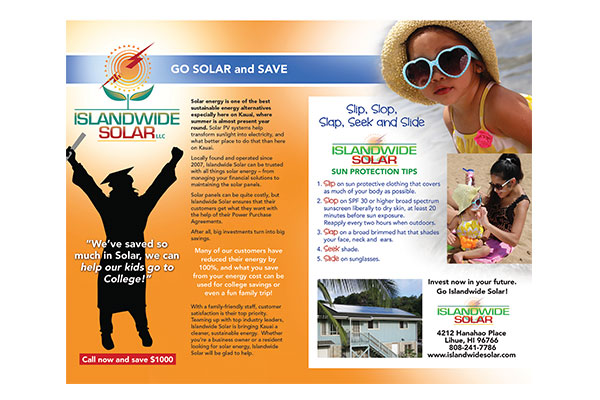 Islandwide Solar Brochure
