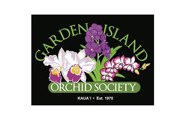 Garden Island Orchid Society Logo