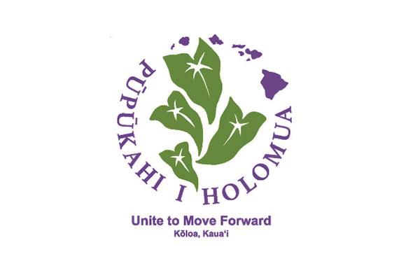 Pupukahi I Holomua Logo